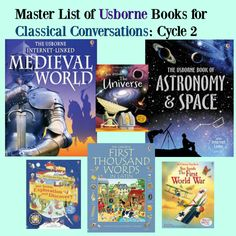 Usborne Books for Cl
