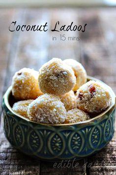 12 Diwali Sweets Under 20 Mins - Easy Sweet Recipes for Diwali