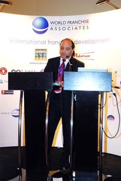 Alaa Kamal ME Director, Speaks at International Franchise Forum in Dubai. The focus of his speech was supply chain management of franchisors/ees in the food and hospitality sector.
