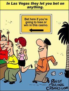 Casino related jokes