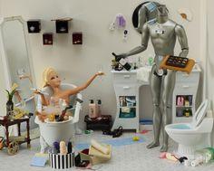 The dolls - Mariel Clayton