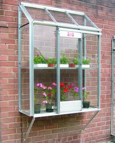 Greenhouse Windows On Pinterest Garden Windows Greenhouses And Mini Greenhouse