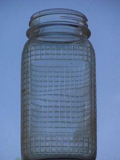Antique Mason Jar - Missouri