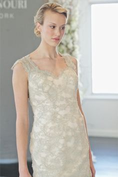 Sareh Nouri 2014 collection / Kat Harris Photography / @Katherine Harris / http://www.katharrisweddings.com/