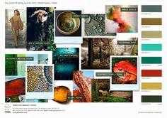 FASHION VIGNETTE: TRENDS // GLOBAL COLOR RESEARCH . SPRING/SUMMER 2015