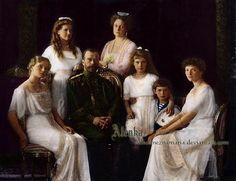 The Romanovs - Imperial family by VelkokneznaMaria on deviantART