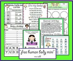 FREE UNIT! HUMAN BODY