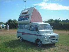 Bedford CA camper van