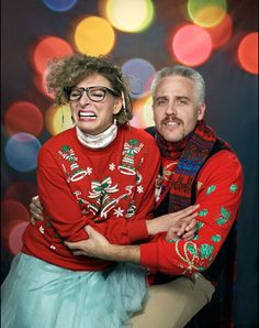 EVENTS: Ugly Christmas Sweater Bingo