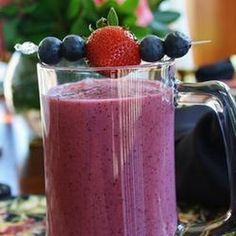 Simple Summer Smoothie Recipe - Key Ingredient