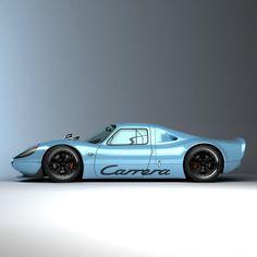 Beautiful Porsche Carrera