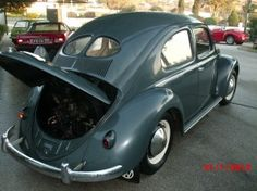Split screen Beetle - 60 years old and still a great looking car