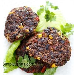 Spicy Chipotle Black Bean Burger