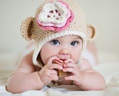 love this hat for my niece