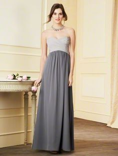 Today's Bride and Formal Wear-Alfred Angelo Bridal Style 7289L from Bridesmaids