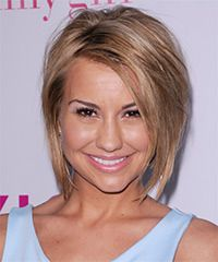 Chelsea Kane Hairstyle - Short Straight Casual