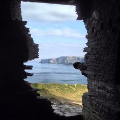 A view of the Cliffs of Moher from Hags head in County Clare #ireland
