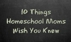 Homeschoolers do thi