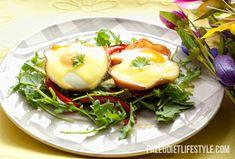Eggs Benedict and Ham Recipe  @Anne Dann Diet Lifestyle