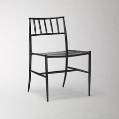 Spindle Back Side Chair | west elm