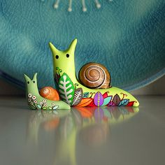 Snails 3 and 4 out of 33 | Flickr - Photo Sharing!