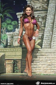 - Aly Veneno (2014 IFBB Europa Dallas)