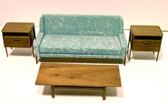 Dollhouse furniture.