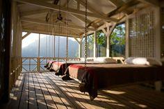 Sleeping porch ideas
