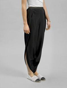split silk drape pants #SS14 #shopbird15