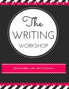 The Writing Workshop: Breathing Life Into Essays from Teaching Upstairs on TeachersNotebook.com -  (111 pages)  - The Writers Workshop: Breathing Life into Essays is easily adaptable for 3-5.  19 Lessons with connection, teaching point, active engagement, link, and sharing.  It also includes Common Core Standards that are addressed,