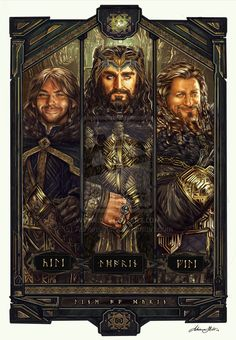 The Hobbit: The Line of Durin by Adriana Melo *