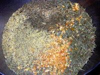 """Year on the Grill: 2 Dips using """"Not your Grandmother's Herbes de Provence"""" - for """"the Project"""""""
