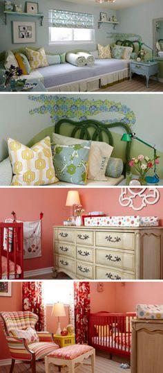 girls' rooms (Sarah Richardson)