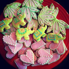 Cookies for a Buddhist Wedding celebration