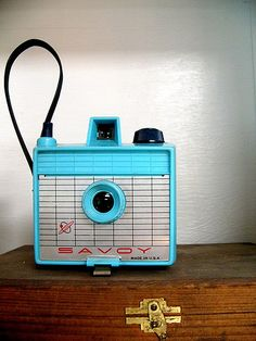 Old camera . . .