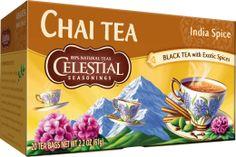 India Spice Chai Tea - Celestial Seasonings Tea