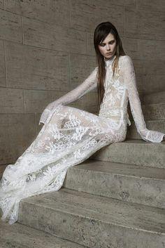 Spring Peek: Vera Wang 2015 Bridal Collection forecast