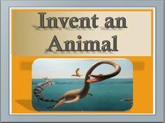 Invent an Animal Project. This is a culminating project designed to be done at the end of an animal unit. The student will need to invent a new animal and use higher level thinking skills to describe specific details about its class, habitat, diet, appearance, etc.