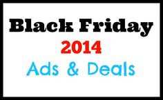 Black Friday 2014 De