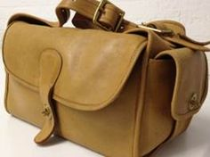 Inspiration from the Coach archives: the 1973 Haversack in Camel.