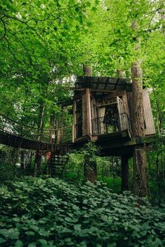 TREE HOUSE – amazing treehouse! Tree House, Atlanta, Georgia photo via lisa