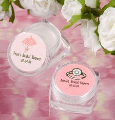 Spa Bridal Shower Favors