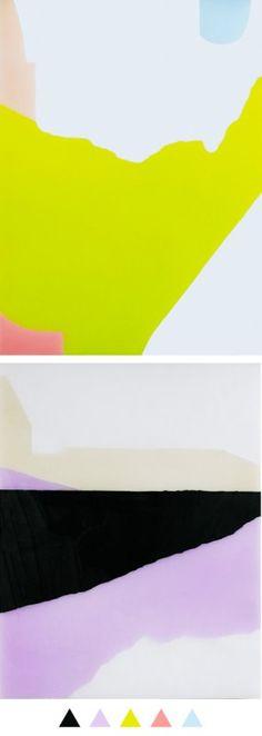 painting derek root colour palette