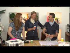 Café com Arte - Decoupage com guardanapo - Episódio 04 - YouTube