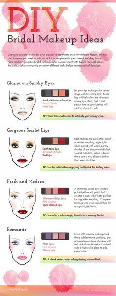 bridal makeup, makeup ideas, makeup looks, makeup 101, wedding makeup, makeup contouring, diy wedding, diy bridal, diy makeup