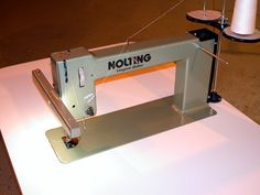 Nolting Quilting Bee longarm machine