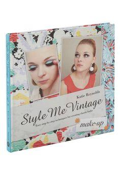 Style Me Vintage: Make-up, #ModCloth