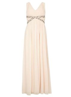 Showcase Blush Maxi