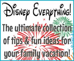Lots of great tips and tricks for Disney vacations! www.oneshetwoshe.com #disney