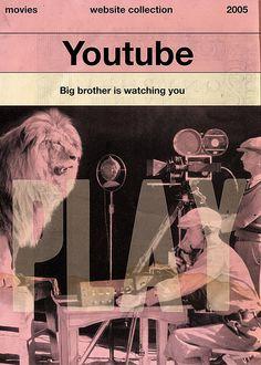 Retro YouTube Poster n.2